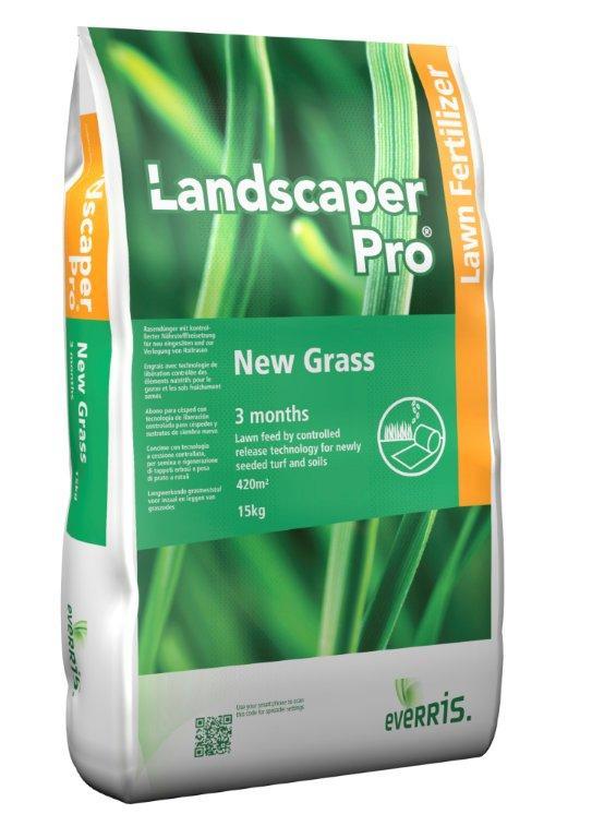Ingrasamant pentru gazon Landscaper Pro New Grass